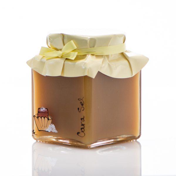 Caramel fleur de sel de Nect'art de fleurs